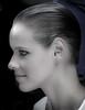 La Femme de cire (maoby) Tags: bk femme cire elle she face nikon d2x 180mm