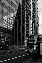 Southbank Place - 31.1.18 (Ryan Trower Photography) Tags: skyscrapers london nikon d5300 architecture construction black white building structure skyscraper lines sky monochrome geometric city urban street tower facade concrete glass towers photography architect architects residential commercial sigma samyang southbank place squire partners kpf kohn pederson fox axis grid adams associates international stanton williams patel taylor goddard littlefair squireandpartners kohnpedersonfox gridarchitects adamsassociatesinternational stantonwilliams pateltaylor goddardlittlefair southbankplace