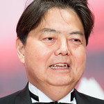 Hayashi Yoshimasa a Minister of Education, Culture, Sports, Science and Technology at Opening Ceremony of the Tokyo International Film Festival 2017 thumbnail