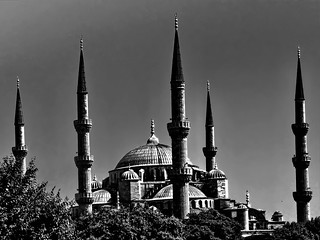 Istanbul, Sultanahmet Mosque