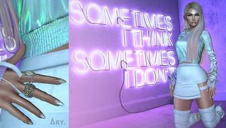 Sometimes I Don't