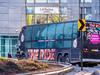 """The Ride"" Bus 1 (deepaqua) Tags: street bus winter sign timewarnercenter tree columbuscircle nyc"
