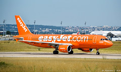 ziziJet (Maxime C-M ✈) Tags: colors summer travel orange beautiful paris airport aviation discover park passion holidays world airplane special france europe