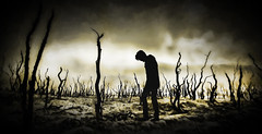 Depression (jackaloha2-computer problems-blah) Tags: depression deadtrees emotions sadness alone devastration