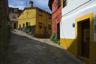 Arenas de San Pedro - Calle del Moral