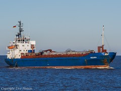 Viscaria (U. Heinze) Tags: cuxhaven elbe nordsee vessel boot ship schiff olympus