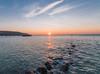 DSG_0783.jpg (alfiow) Tags: pier sunset totland