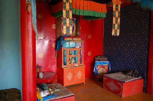 Zuunmod temple