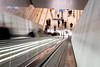 2018_Jan_NZLijn-981 (jonhaywooduk) Tags: subway amsterdam design architecture tunnel rokin vizelgraacht turnstile escalator