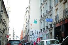 (Benoit Vannier 8) Tags: sticker stickers street paris