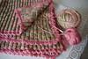 Blankie for a newborn! (ineedathis, Everyday I get up, it's a great day!) Tags: handcraft blankie blanket newborn gift crochet yarn acrylic crochethook nikond750 lace