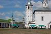 Torgovaya ploshad, Suzdal (bruno vanbesien) Tags: rossia russia suzdal church market orthodox square ru