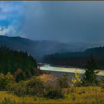 Storm over the Eel River thumbnail
