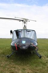 Bundespolizei: Bell UH-1D (Helgoland01) Tags: niedersachsen nordholz marinefliegerstützpunkt bundeswehr bundespolizei polizei bell helicopter hubschrauber