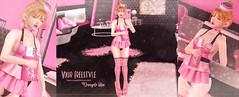 #537 (Tomoyo Owner Pink Unicorn 智代) Tags: cosmopolitan the epiphany astralia equal kokoro{3}peaches more more{ etoile } chromastar sintiklia