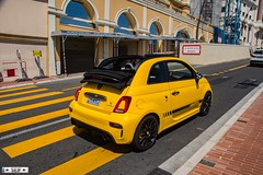 Abarth  595 competizione Monaco 2017 (seifracing) Tags: abarth 595 competizione monaco 2017 seifracing spotting services emergency europe rescue transport cars car vehicles voiture vehicle road police polizei polizia photography photographer