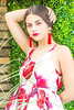 Paula (Martin van Castle) Tags: mode girl teen cute lips eyes green white shoot shooting photography paraguay asuncion canon 50mm red