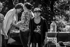 dr150609_485d (dmitryzhkov) Tags: street moscow russia documentary life human urban social monochrome streetphotography people bw conversation speak best beststat scene scenesoflife flickr explore dmitryryzhkov blackandwhite talk couple two everyday candid stranger