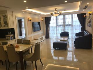 Chính chủ cho thuê căn hộ C7 Giảng Võ, dt 80m2, 3 ngủ full đồ giá cho thuê 14 triệu/tháng