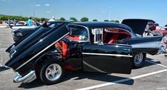 1957 Chevy Bel Air (Chad Horwedel) Tags: 1957chevybelair chevybelair chevrolet chevy belair classic car tiltnose hrpt17 kansascity