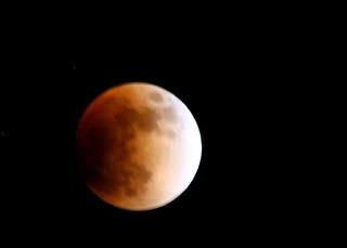 2018.Jan.31 : total lunar eclipse 皆既月食
