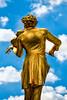 Johann Strauss Monument Vienna (Alfonsina Monachino-Stevenson) Tags: 2016 johannstraussmonument sights stadtpark travel vienna