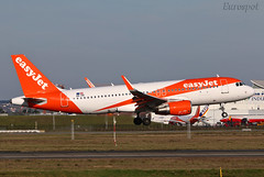 OE-IVI (@Eurospot) Tags: oeivi gezpu airbus a320 easyjet toulouse blagnac