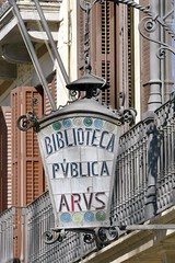 BIBLIOTECA PÚBLICA ARÚS (Yeagov_Cat) Tags: 2018 barcelona catalunya bibliotecapúblicaarús biblioteca bibliotecapública arús passeigdesantjoan 1895