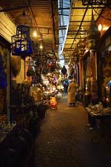 Moroccan Souk (Juls_94) Tags: marrakech morocco lights travel souq souk