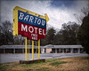 and finally . . . (Bamagirl7) Tags: bartowmotel vintagemotel vintageneonsign highway41 georgia topazsoftware 118picturesin2018 cartersville olddixiehighway