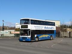 Ashcrofts HIG 8904 Widnes (transportofdelight) Tags: ashcroft hig8904 n128yrw halebank widnes