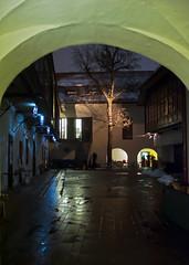 The courtyard (Matjaž Skrinar) Tags: nikonfxshowcase maribor 100v10f 250v10f