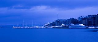 My blue-tiful Oslo