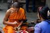Angkor Monk (minus6 (tuan)) Tags: minus6 d810 85mm siemreap angkorwat cambodia mts