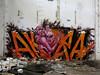 Akira · Monsta (Walls of Belgrade) Tags: belgrade beograd streetart serbia spraypaint wall graffiti mural abandonedplaces urbex akira monsta