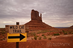 The Wild Cat Trail (Monument Valley) (Rudy WTK) Tags: usa national parks nationalpark monumentvalley arizona trail wildcats