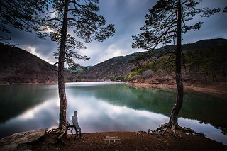 loneliness at the Borabay...................
