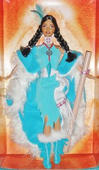 2002 Spirit of the Water Barbie (2) (Paul BarbieTemptation) Tags: limited edition native spirit collection american katiana jimenez world culture water tru exclusive