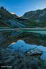 Reflets matinaux (corinnemorand) Tags: valleedabondance lake lac landscape landscapephotography montagne mountain mountainlake matin morning lacdebise cornettesdebise reflets rocher reflects rocs alone hiking hautesavoie auvergnerhônealpes chablais bluesky
