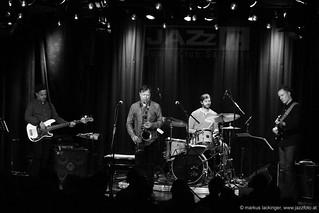 Chris Potter Underground - Jazzit Musik Club Salzburg