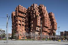 Walden 7. (Stefano Perego Photography) Tags: stepegphotography stefano perego building residential housing facade postmodern postmodernism barcelona spain modern architecture design