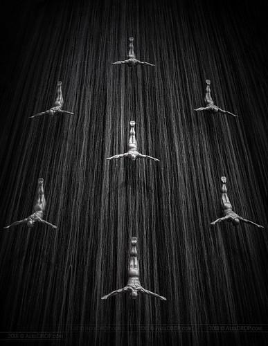 _MG_3639 - Dubai Mall waterfall Low Key