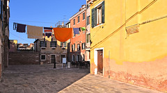venice corners (poludziber1) Tags: street streetphotography skyline sky city colorful cityscape color colorfull venice venezia italia italy light yellow travel urban