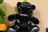 The King of Wakanda (misterperturbed) Tags: shoppingmall towson towsontowncenter buildabear blackpanther