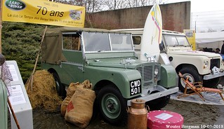 Land Rover Series 1 1947