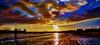 Sunset California (beachpeepsrus) Tags: shore sky sunset seagull sun surf shorefront sihlouette california clouds color longbeachcalifornia longbeachgranprix light lbmarina