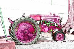 Roadside - HSS (Daryll90ca) Tags: tractor farm hss sliderssunday