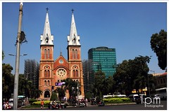 Nha Tho Duc Ba in Saigon (t1p2m3) Tags: notre dame de saigon hcm vietnam vn district 1 kathedral cathedral