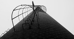 (thefrizz83) Tags: abbandono abandonment abandoned decay decadenza decadimento industry urbex bianconero nikon