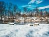 ...池... (0sire) Tags: pond water trees snow spring forestpark nyc newyorkcity queens strackpond park